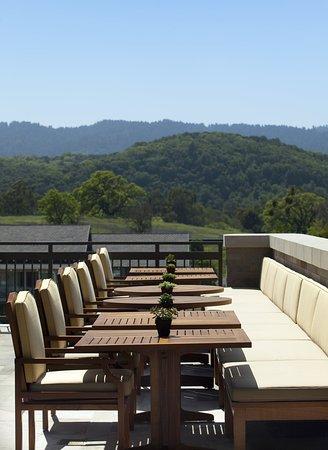 Menlo Park, Califórnia: Madera Terrace Seating
