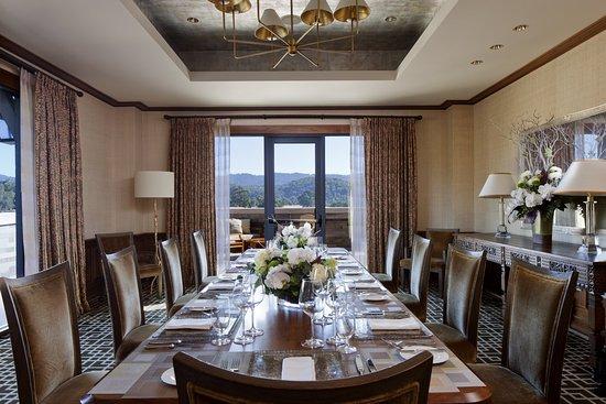 Menlo Park, Califórnia: Madera Private Dining