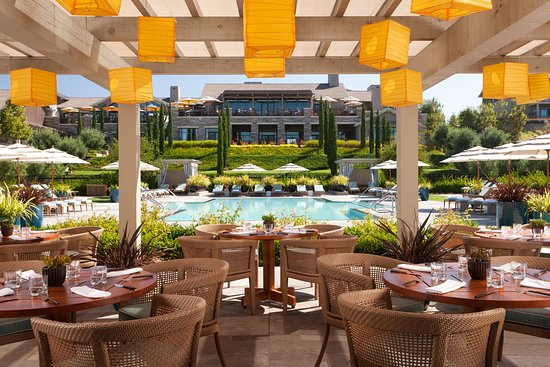 Menlo Park, Kaliforniya: The Pool Bar & Grill