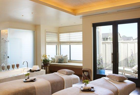 Menlo Park, CA: Spa Duet Suite