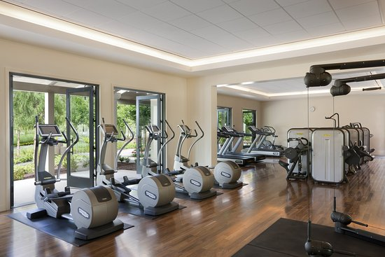 Menlo Park, Kaliforniya: Fitness Center