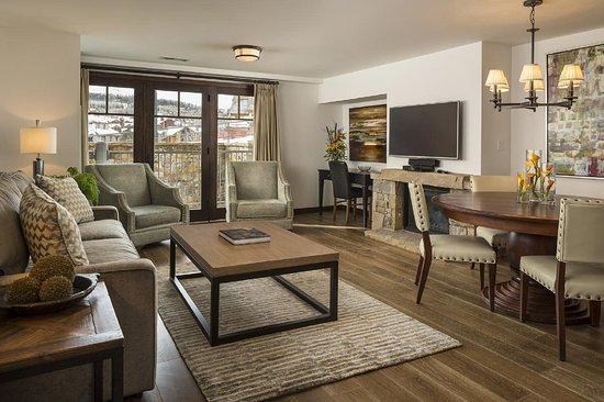 Mountain Village, Колорадо: Suite Living