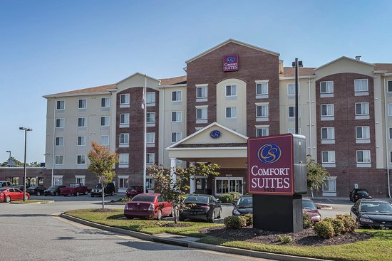 Comfort Suites Suffolk-Chesapeake