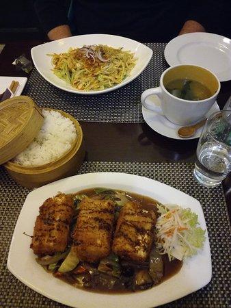 Miss Saigon: Tofu and noodles