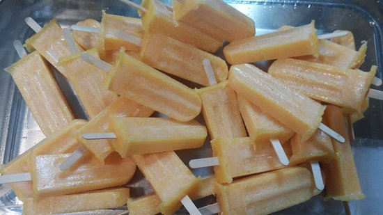 Norman, OK: We offer gourmet, hand-made, locally crafted, quality popsicles! A simple treat that lets nostal