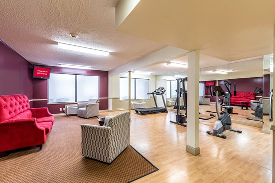Muskegon Heights, Мичиган: Fitness Center