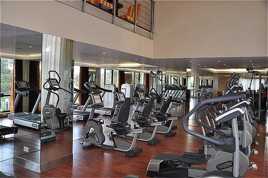 Crowne Plaza Hotel Nairobi: Fitness Center