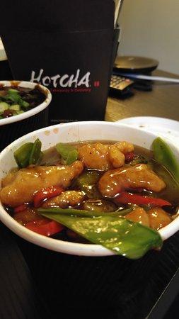 Hotcha: Food