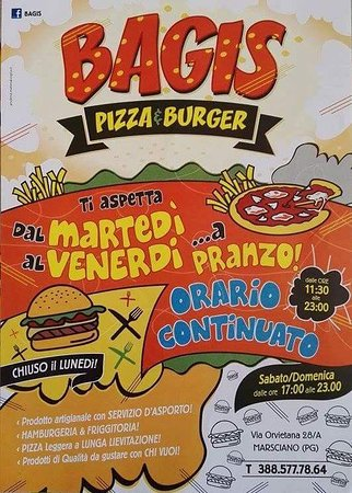 Marsciano, Italia: Bagis
