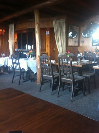Coupeville, WA: The restaurant--I had it all to myself