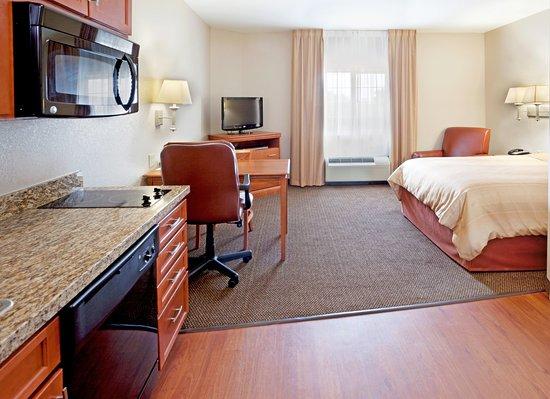 Candlewood Suites Austin N-Cedar Park: Room Suite