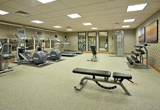 Branchburg, NJ: Fitness Center