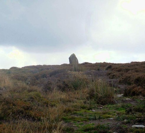 Danby, UK: The last stone standing from the stone circle