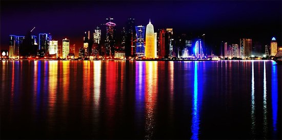 Doha is my city very safe