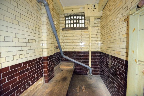 Lancaster, UK: An Edwardian jail cell