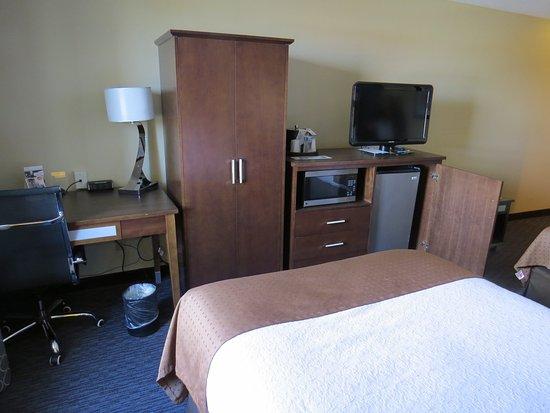 Kulpsville, Pensilvania: Double Bed Guest Room