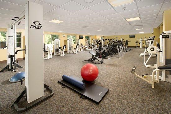 Ruckersville, فيرجينيا: Fitness Center