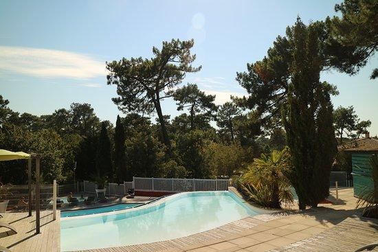 Camping Club d'Arcachon : The Pool