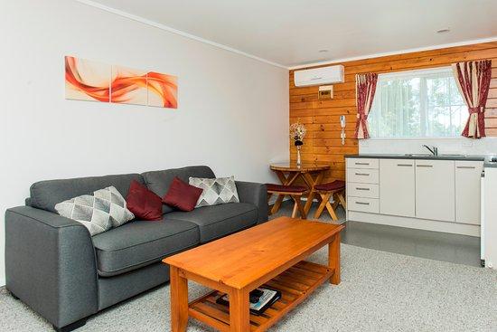 Gisborne, Nueva Zelanda: Deluxe studio