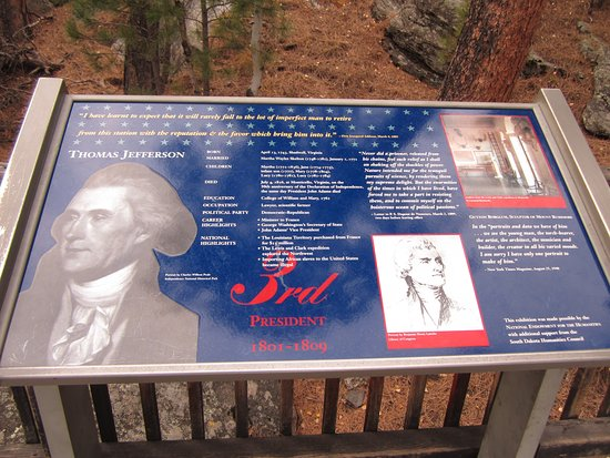 Presidential Trail: Jefferson