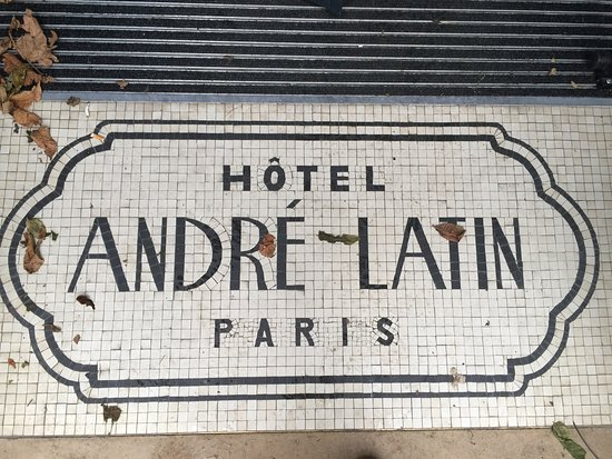 Hotel André Latin: photo0.jpg