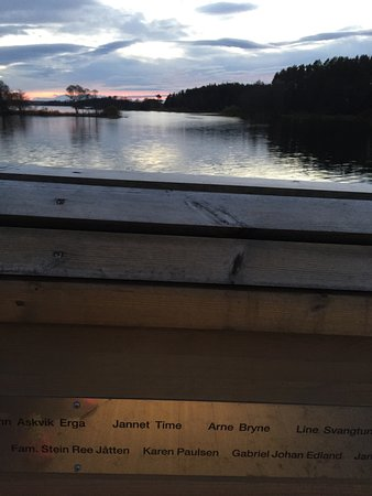 Bryne, Norvège : Midgardsormen