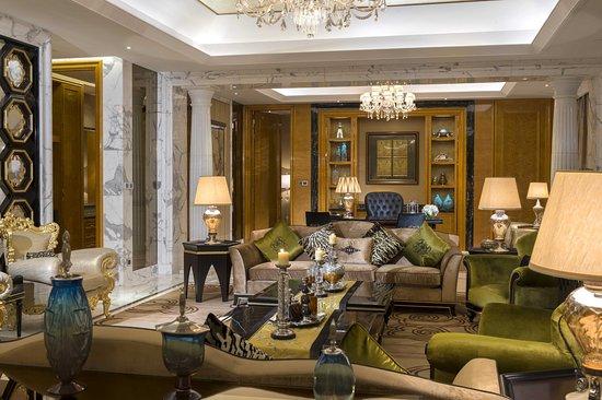 Tangshan, Chine : Presidential Suite