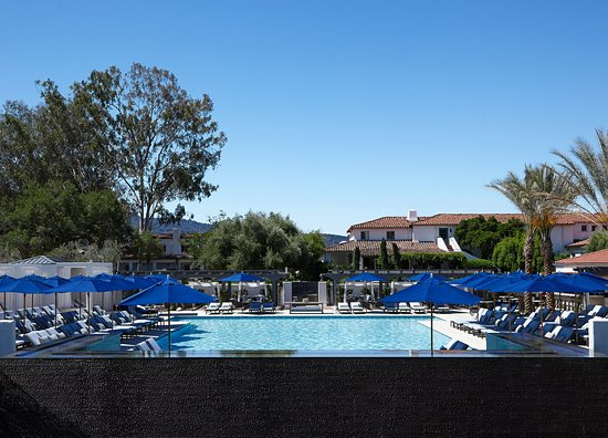 Ojai Valley Inn & Spa: Reflection Pool