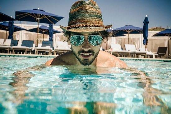 Ojai, Kaliforniya: Indigo Pool