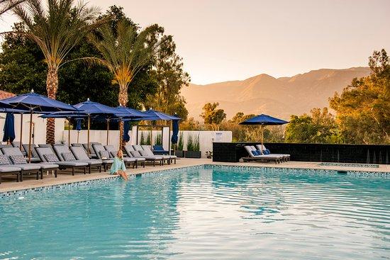 Ojai, CA: Indigo Pool