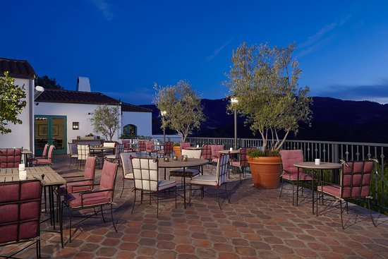 Ojai, CA: Olivella Terrace