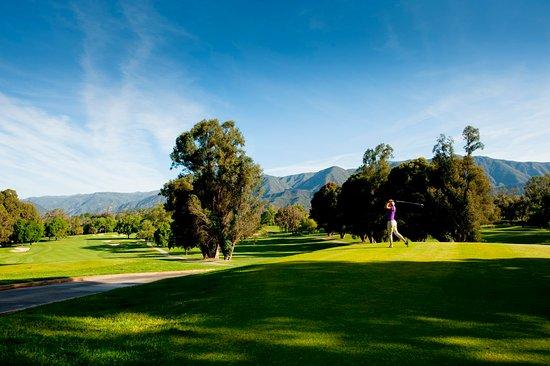 Ojai, CA: Golf Course