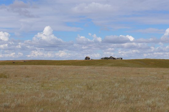 Kyle, Canada: Fantastic riding on open prairies