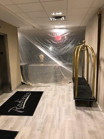 hilton garden inn reagan national airport hotel room off limits reception area - Hilton Garden Inn Reagan National Airport