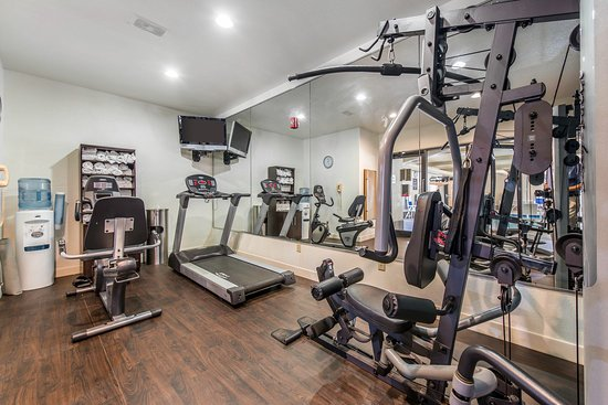 Evergreen, CO: Fitness Center