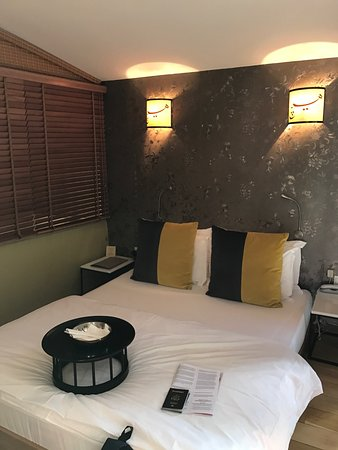 Ibrahim Pasha Hotel: nice room