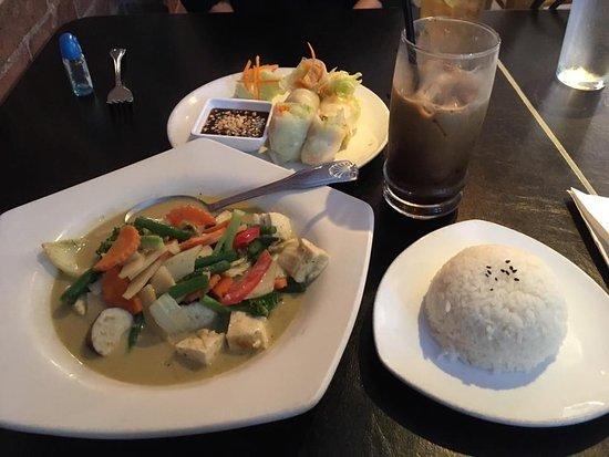 Bangkok House : A wonderful lunch in The Big Apple...
