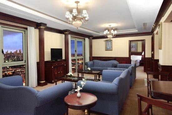 Hilton Beirut Metropolitan Palace: Presidential Suite