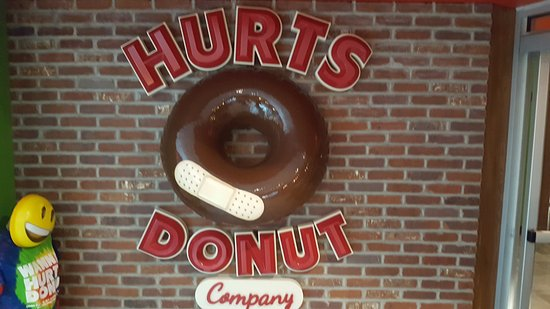 Hurts Donut: This is the place!