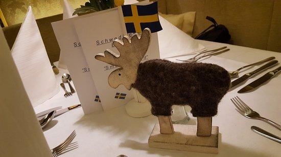 Calw, Tyskland: Eindrücke vom Schwedischen Buffet