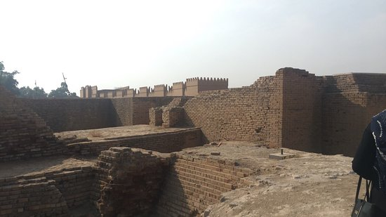 Al Hillah, Iraq: Babylon