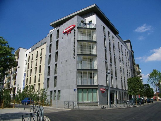 Residhome Appart Hotel Asnieres