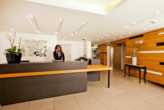 Appart Hotel Levallois Perret