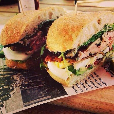 Wickenburg, AZ: Best sandwiches EVER!