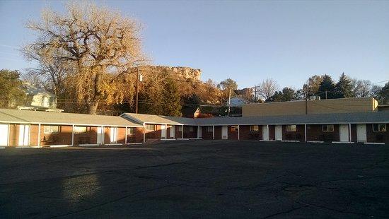 Wray, Kolorado: Butte Motel