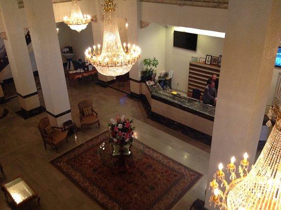 Floridan Palace Hotel: Lobby