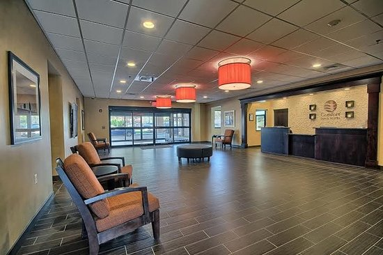 Wadsworth, OH: Lobby