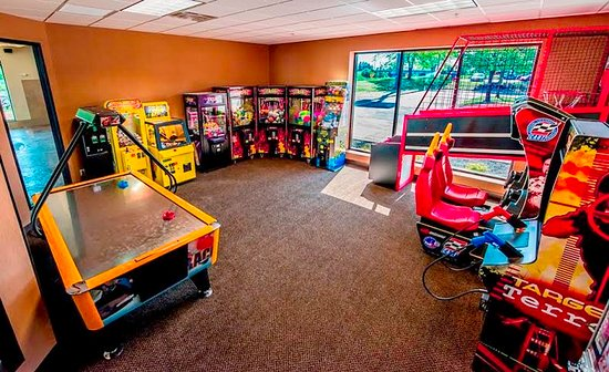 Wadsworth, OH: Game Room