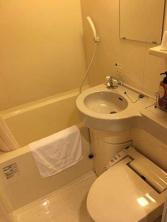 Hotel Route Inn Sapporo Kitayojo: photo5.jpg