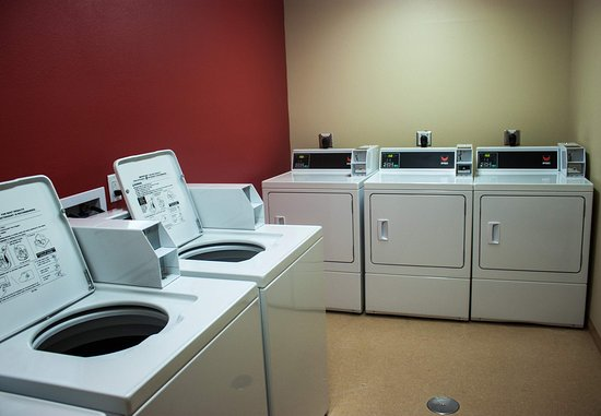 Port Arthur, TX: Guest Laundry